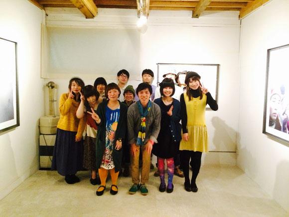 2013.10.22 レコ発「ゆる宇宙パーティー」にて