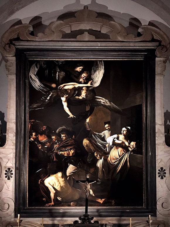 #NapoliLive - Caravaggio und Straßenpoesie