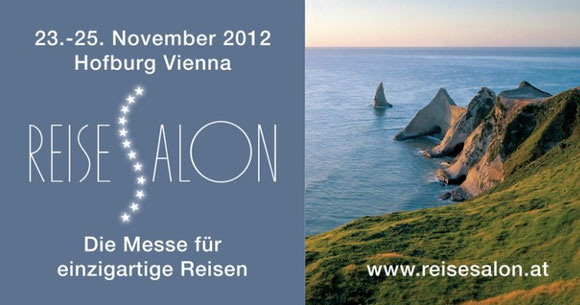 #TravelLive am ReiseSalon 2012 in Wien