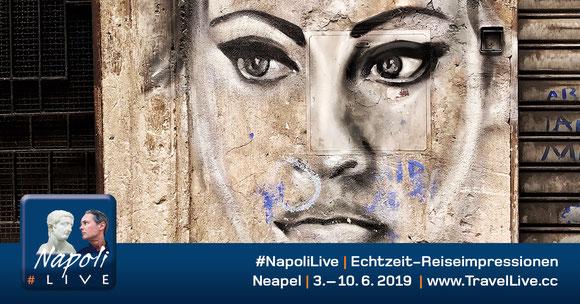 #NapoliLive - Reisereportage aus Neapel, Italien