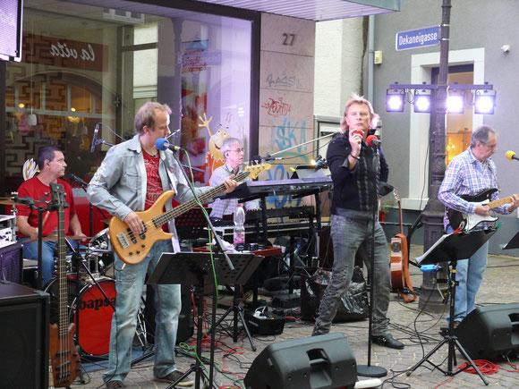 Live in Ettlingen am 09.05.14