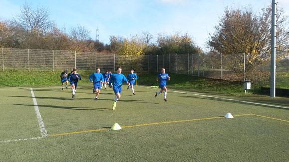 16.11.2014 - TSV Neustadt - TSV Haubersbronn   1:8