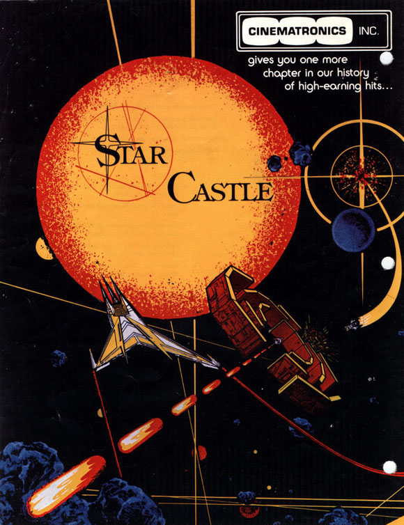Star Castle arcade