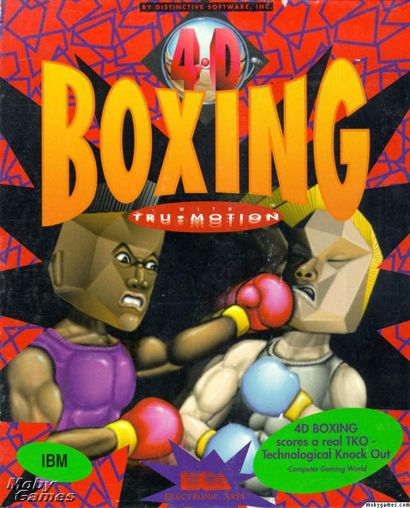 4-D Boxing