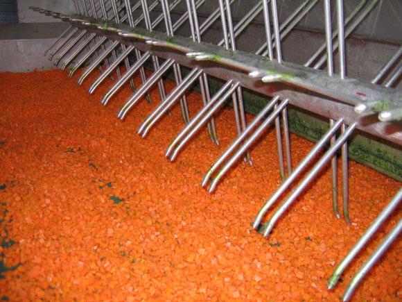 Поставки оборудования для сушения фруктов и овощей Hans Binder
