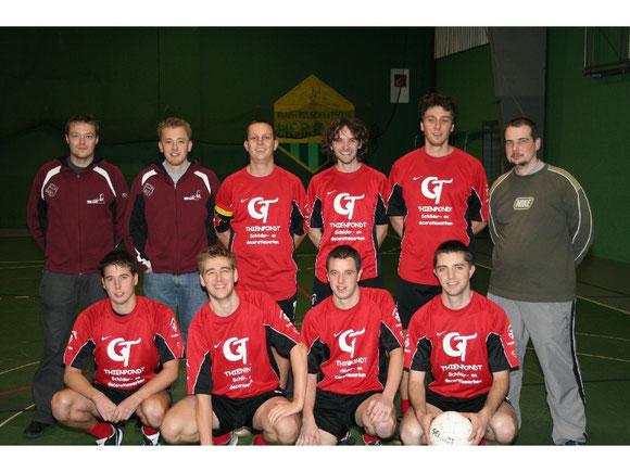 Uit de oude Rothiva-doos (2): ploegfoto seizoen 2006-2007