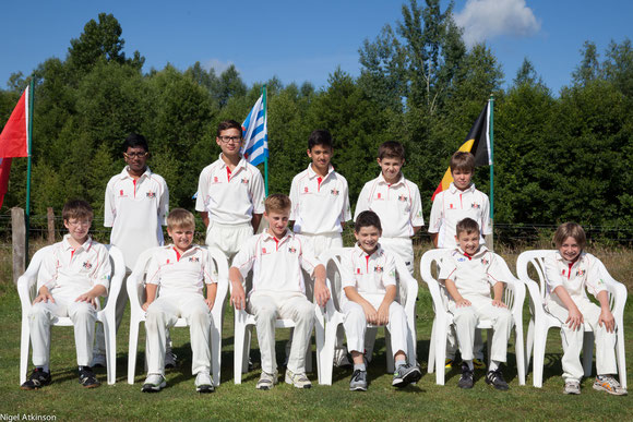 Switzerland U12 team