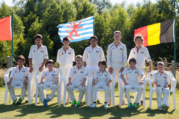 Switzerland Under 13 team