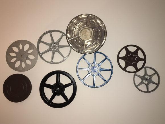 Carretes de cine