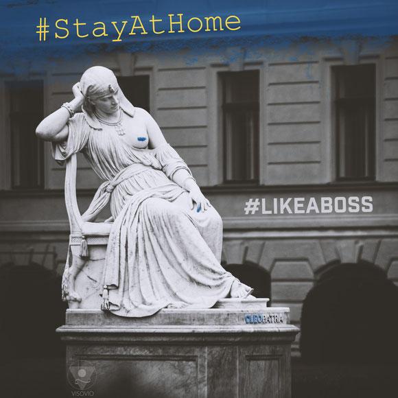 #stayathomelikeaboss | www.visovio.de | #covid_19 #sarscov2 #flattenthecurve #socialdistancing #ms4life #unserdank #wirbleibenzuhause #zusammengegencorona #homeoffice #muenster #ascheberg #nrw #staythefuckhome #stayathome #likeaboss