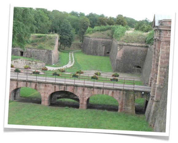 Neuf Brisach - Porte de Colmar