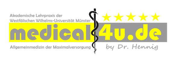Homepage Akademische Lehrpraxis der WWU MS Dr. Med. Jörg Hennig, Facharzt für Allgemeinmedizin