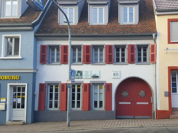 Altstadtrundgang Otterberg, Haus Strauss