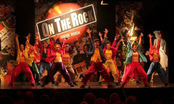"Musical ""On The Rock"", Musical Academy Riccione"