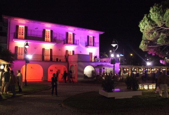 Villa Mussolini, Riccione