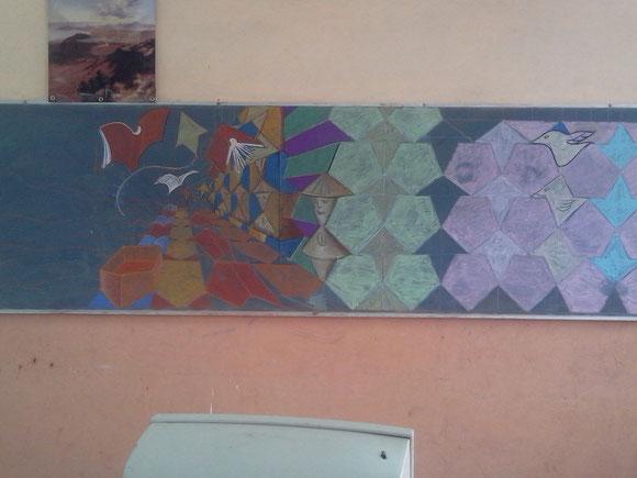aprendiendo del espacio en Escher