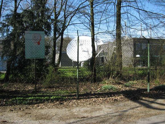 WDR - Sender in Velbert - Langenberg (Kreis Mettman)