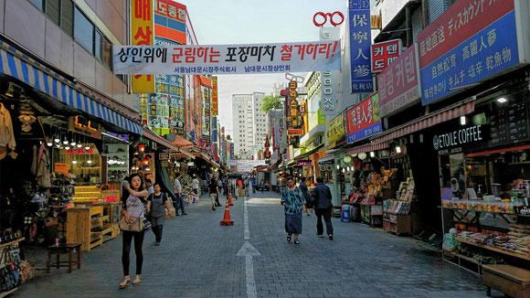 Namdaemun-Markt