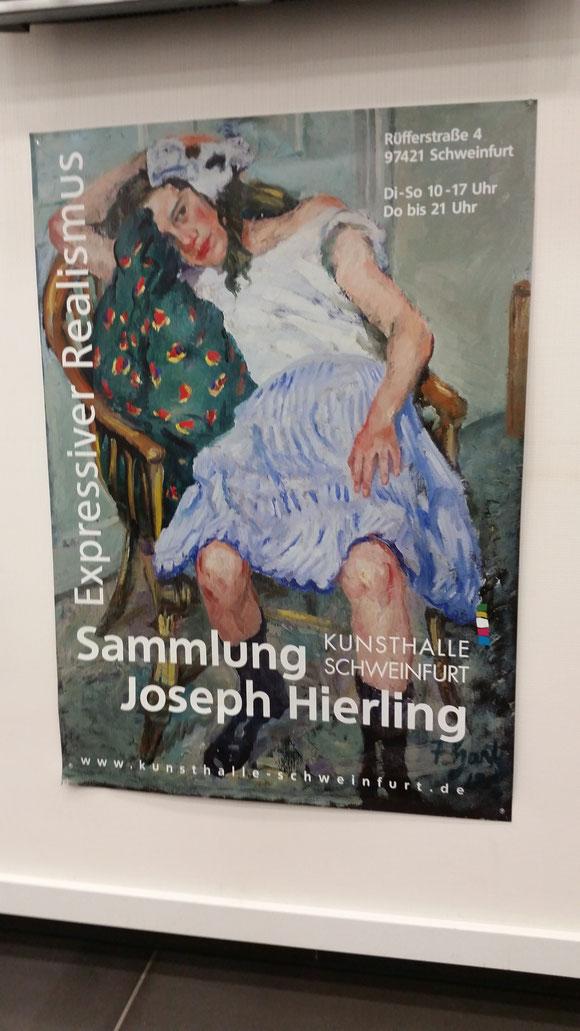 Ausstellung Kunsthalle Schweinfurt