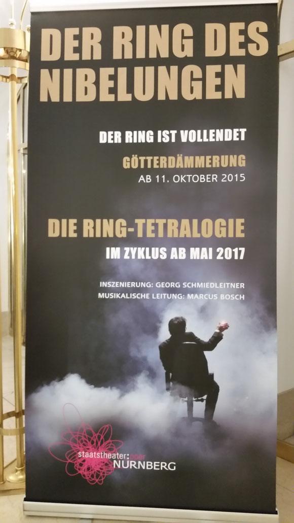 Der Ring des Nibelungen in Nürnberg