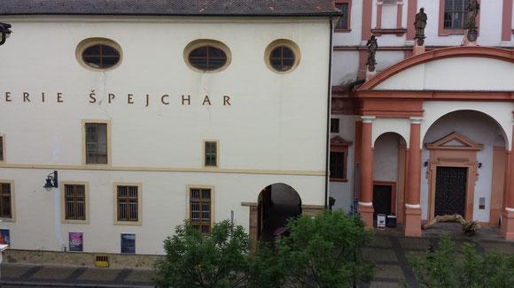Galerie Spejchar Chomutov