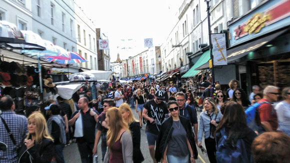 Portobello Road Market Notting Hill