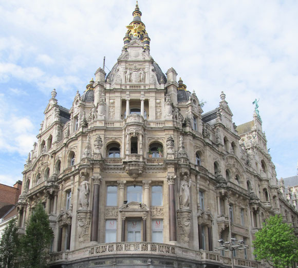 In Antwerpen