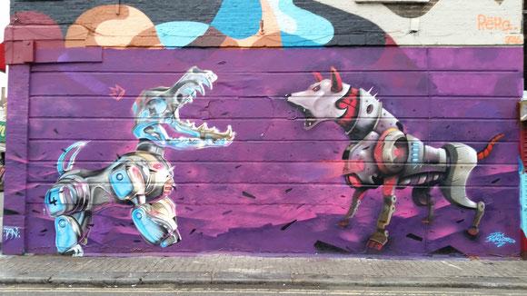 Graffiti Camden