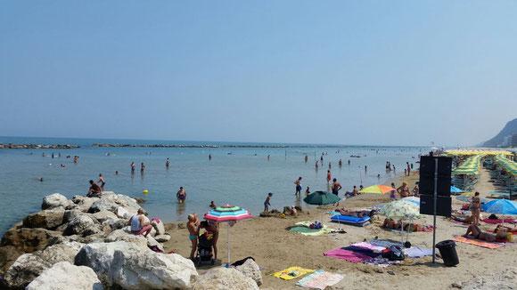 Pesaro Strand