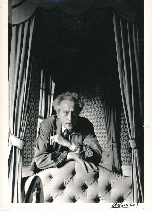 Jean Cocteau par Luc Fournol