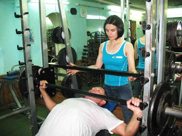 Зачем нужны персональные тренировки
