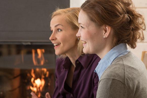 S'approvisionner en bois de chauffage renforce les liens avec ses voisins