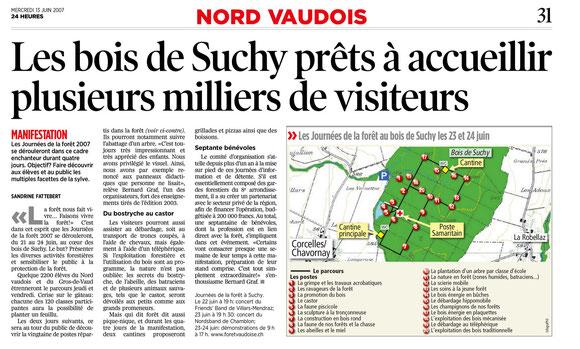 Bois de Suchy 2007