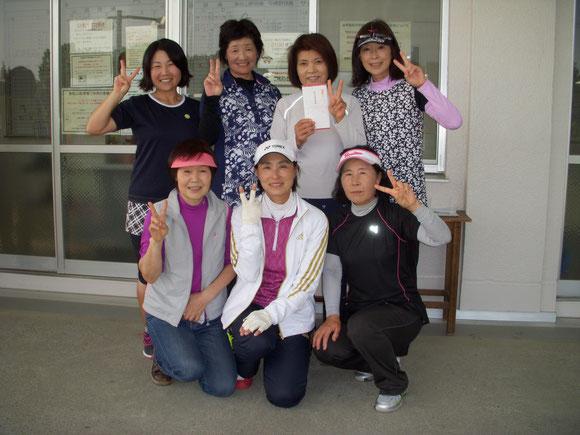 H28 女子準優勝 STC
