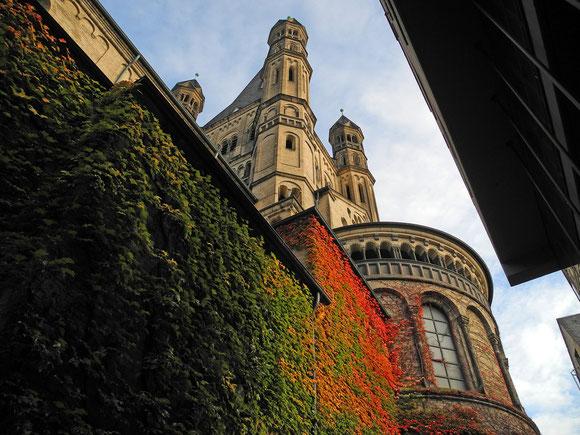 "Kirche ""Groß St. Martin"""