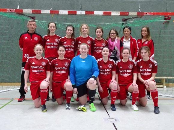 Sieger Frauenturnier 2018 - Borussia Emsdetten
