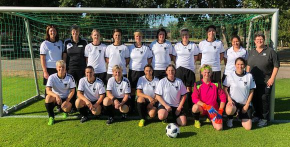 4. Platz für die Ü35 Frauen des SCP beim DFB-Ü35-Cup in Berlin