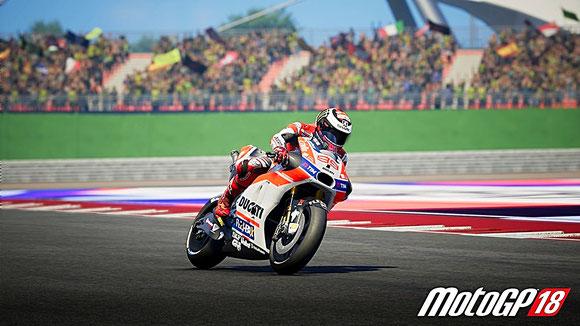 MotoGP 18 - Speedbike