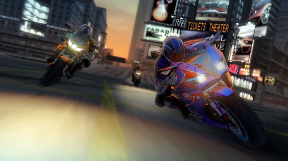Burnout Paradise Remastered - Motorräder