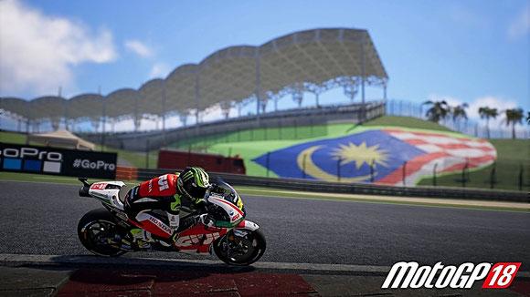 MotoGP 18 - Die Motorradmaschinen