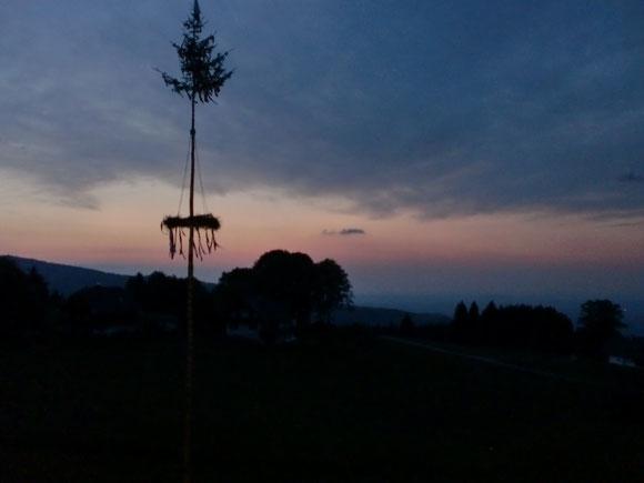 Wir sind wieder da. Am Morgen des 4 . Juni 2012 beginnen wir die nächsten Etappen in Maria Osterwitz