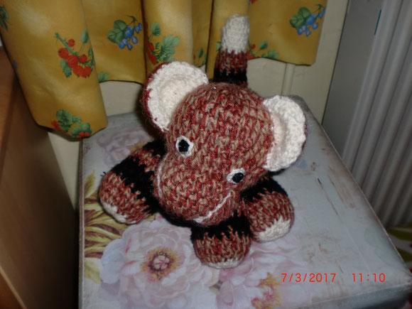 Das Tiegerbaby