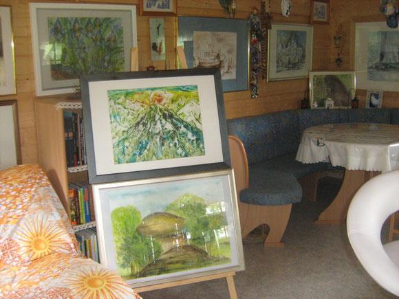 Meine Bildergallerie im Waldhäuserl