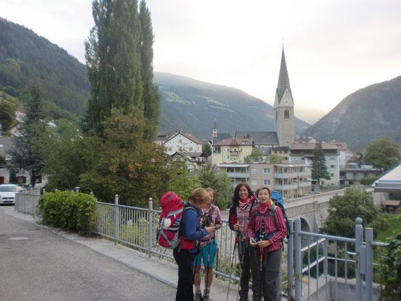 Rückblick auf Mühlbach