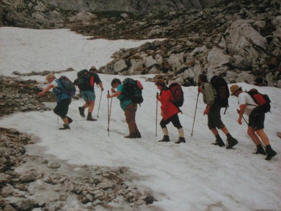 Im Hochschwabgebiet 1999