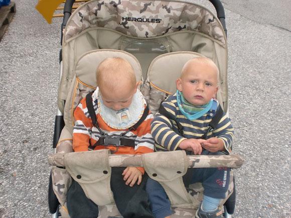 Jakob und Matthias
