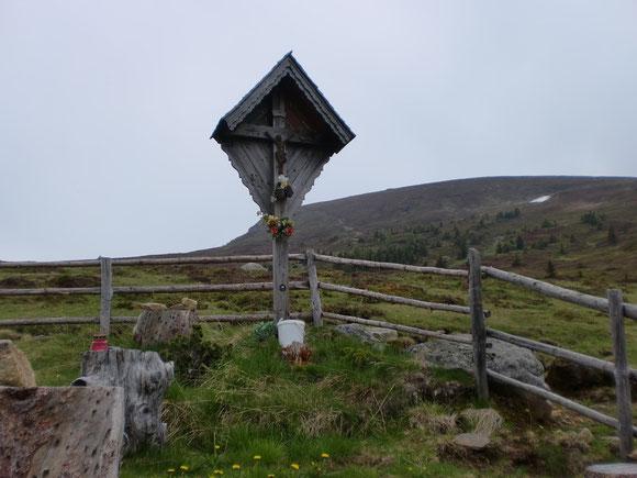 Kreuz am Wallfahrerweg