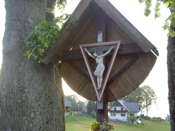 Kreuz in Maria Osterwitz