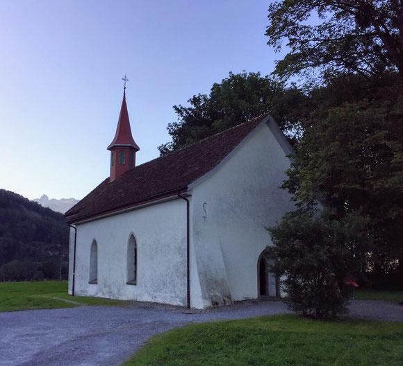 Seit eh und je pilgern die Näfelserinnen und Näfelser am Augustsonntag nach Maria Himmelfahrt die etwa 9 Kilometer lange Strecke hin und zurück.