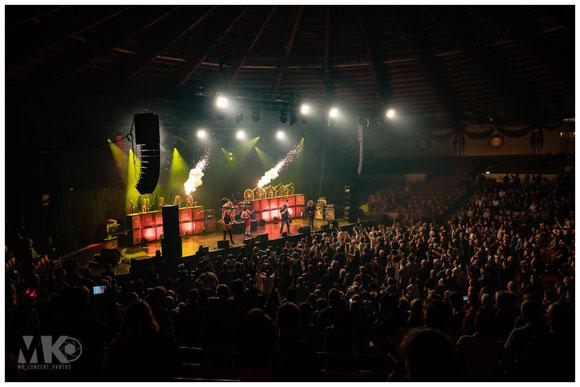 BAROCK AC/DC tribute Circus Krone München 2019
